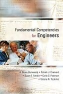 Book Fundamental Competencies for Engineers by A. Bruce Dunwoody