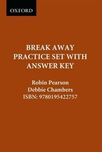 Break Away: Practice Sets with Answer Key