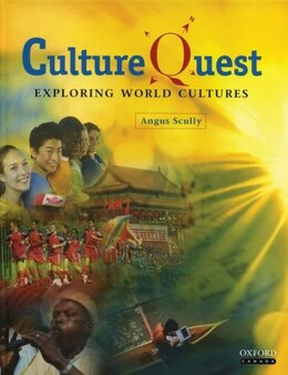 Book Culture Quest: Student Book by Angus Scully