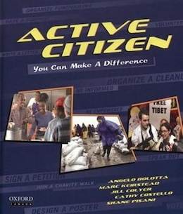Book Active Citizen: You Can Make a Difference by Angelo Bolotta