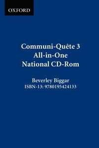 Communi-Quete: 3 All-in-One: National Cd-rom