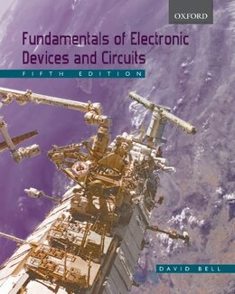 Book Fundamentals of Electronic Devices and Circuits by David Bell