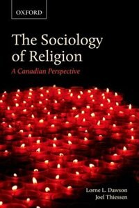 Book The Sociology of Religion: A Canadian Perspective by Lorne L. Dawson