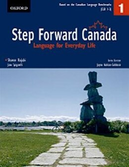 Book Step Forward Canada 1: Language for Everyday Life by Sharon Rajabi