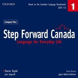 Book Step Forward Canada 1: Language for Everyday Life: Audio CD by Jayme Adelson-Goldstein