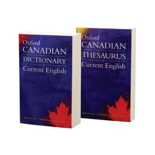 Oxford Dictionary: Thesaurus 2 Pack