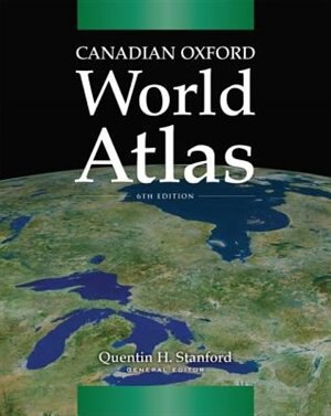 Canadian oxford world atlas book by quentin stanford paperback canadian oxford world atlas by quentin stanford gumiabroncs Gallery