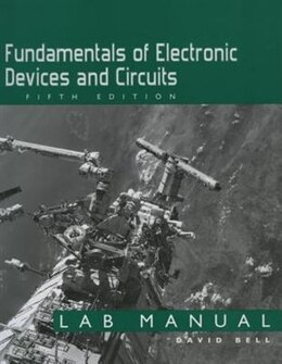 Book Fundamentals of Electronic Devices and Circuits: Lab Manual by David Bell