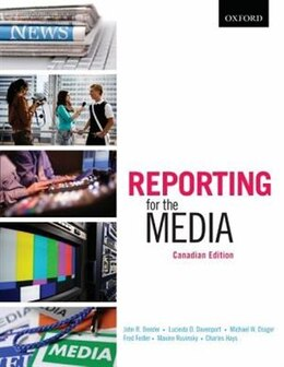 Book Reporting for the Media: Canadian Edition by John R. Bender