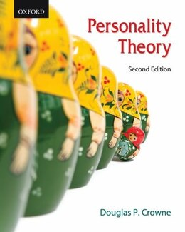 Book Personality Theory by Douglas P. Crowne