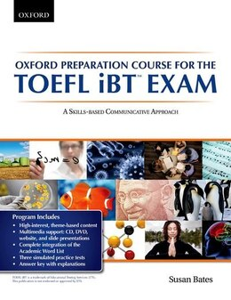 Book Oxford Preparation Course for the TOEFL iBT Exam: A Skills-based Communicative Approach by Susan Bates