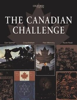 Book The Canadian Challenge: Student Book by Doug Baldwin