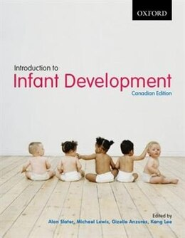 Book Introduction to Infant Development: Canadian Edition by Alan Slater