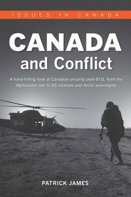 Book Canada and Conflict by Patrick James