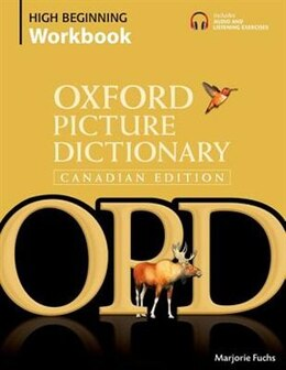Book Oxford Picture Dictionary Canadian Edition High Beginning Workbook by Marjorie Fuchs