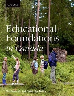 Book Educational Foundations in Canada by Alan Edmunds