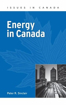 Book Energy in Canada by Peter Sinclair