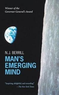 Book Mans Emerging Mind: Reissue by N. J. Berrill