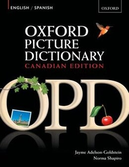 Book Oxford Picture Dictionary, Canadian Edition: English/Spanish by Jayme Adelson-Goldstein