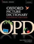 Oxford Picture Dictionary, Canadian Edition: English/Spanish