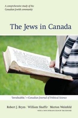 Book The Jews in Canada by Robert J. Brym