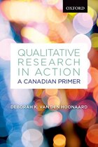 Qualitative Research in Action: A Canadian Primer