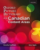 Oxford Picture Dictionary for the Canadian Content Areas