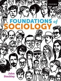 Book Foundations of Sociology by John Steckley