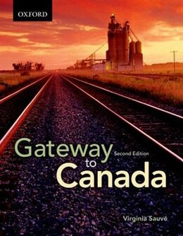 Book Gateway to Canada by Virgina Sauve