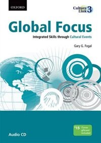 Book Global Focus Audio CD: Integrated Skills through Cultural Events by Gary Fogal