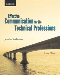 Effective Communications for the Technical Professions