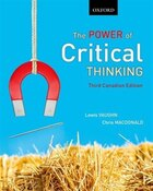The Power of Critical Thinking: Canadian Edition