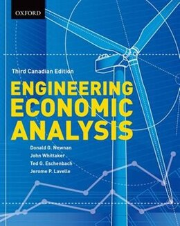 Book Engineering Economic Analysis: Canadian Edition by Donald G. Newnan