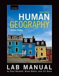 Human Geography: Lab Manual