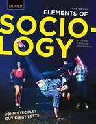 Elements of Sociology: A Critical Canadian Introduction