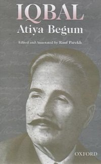 Book Iqbal by Attiya Fyzee Rahamin