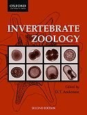Book Invertebrate Zoology by D. T. Anderson