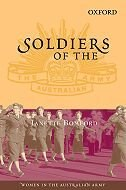Book Soldiers of the Queen: Women in the Australian Army by Janette Bomford
