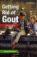 Book Getting Rid of Gout by Bryan Emmerson