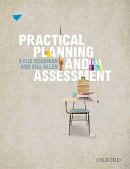 Book Practical Planning and Assessment by Kylie Readman