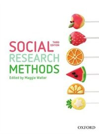 Book Social Research Methods by Maggie Walter