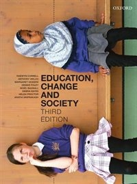Book Education, Change and Society by Raewyn Connell