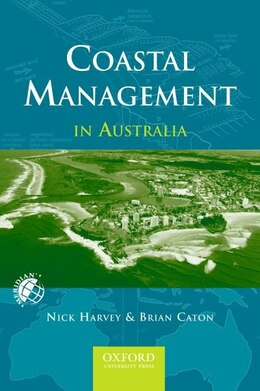 Book Coastal Management In Australia by Nick Harvey