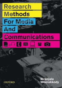 Book Research Methods for Media and Communication by Niranjala Weerakkody