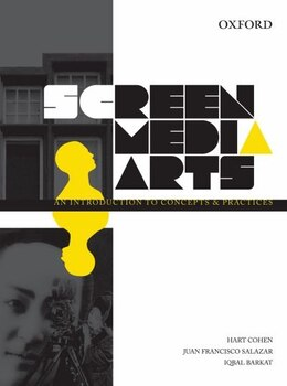 Book Screen Media Arts: An Introduction to Concepts and Practices by Hart Cohen