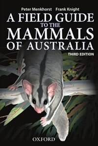 Book Field Guide to Mammals of Australia by Peter Menkhorst
