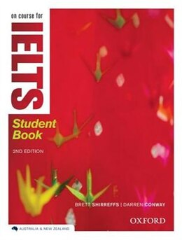 Book IELTS On Course for IELTS Student Book by Darren Conway