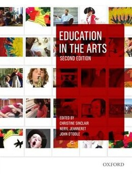 Book Education In The Arts by Christine Sinclair