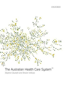 Book The Australian Healthcare System by Stephen Duckett