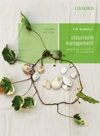 Book Classroom Management by Tim McDonald